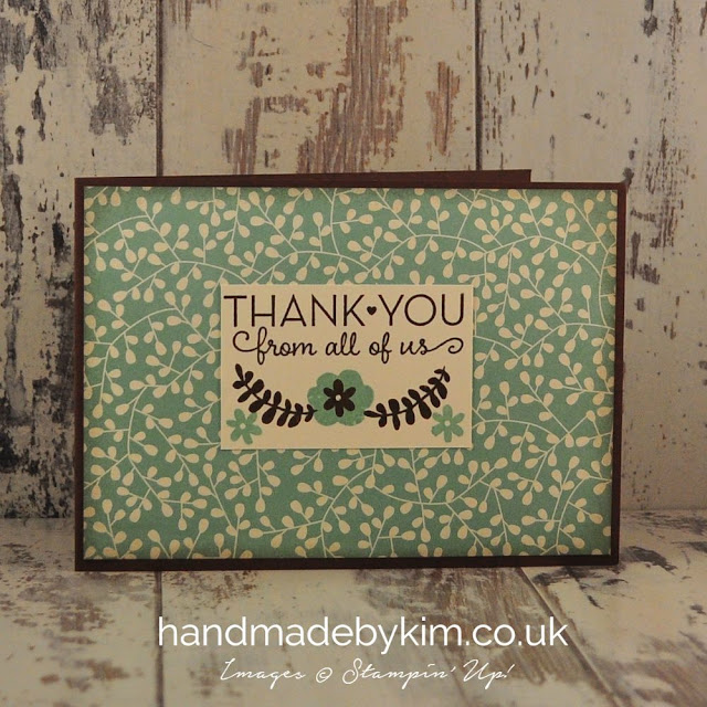One Big Meaning Stamp Set & Endless Thanks Stamp Set
