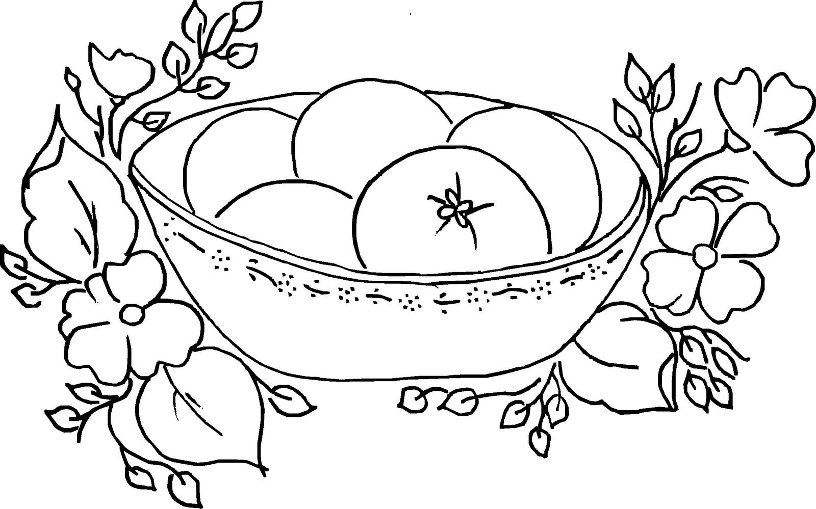 Dibujos De Frutas Para Imprimir Y Colorear Blog De Fotografias