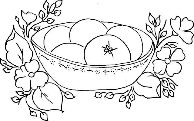 Dibujos de bodegones para colorear e imprimir - Imagui
