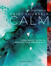New Book : Paint Yourself Calm
