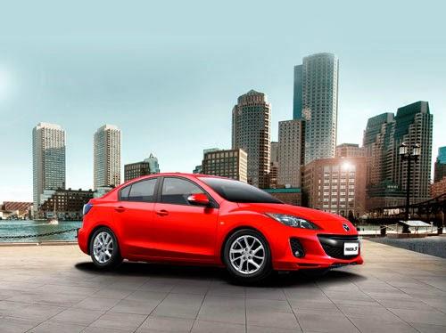 Mazda 3S mới - Phong cách năng động.