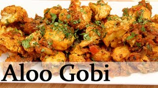 Aloo Gobi – Potato Cauliflower Curry – Vegetarian Recipe By Ruchi Bharani [HD]
