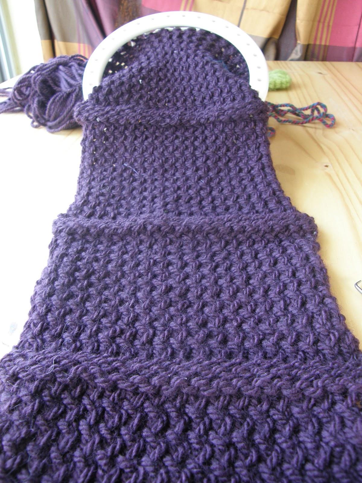 du bout des doigts tricotin g ant comment d marer un tricotin pour un tricot ouvert. Black Bedroom Furniture Sets. Home Design Ideas