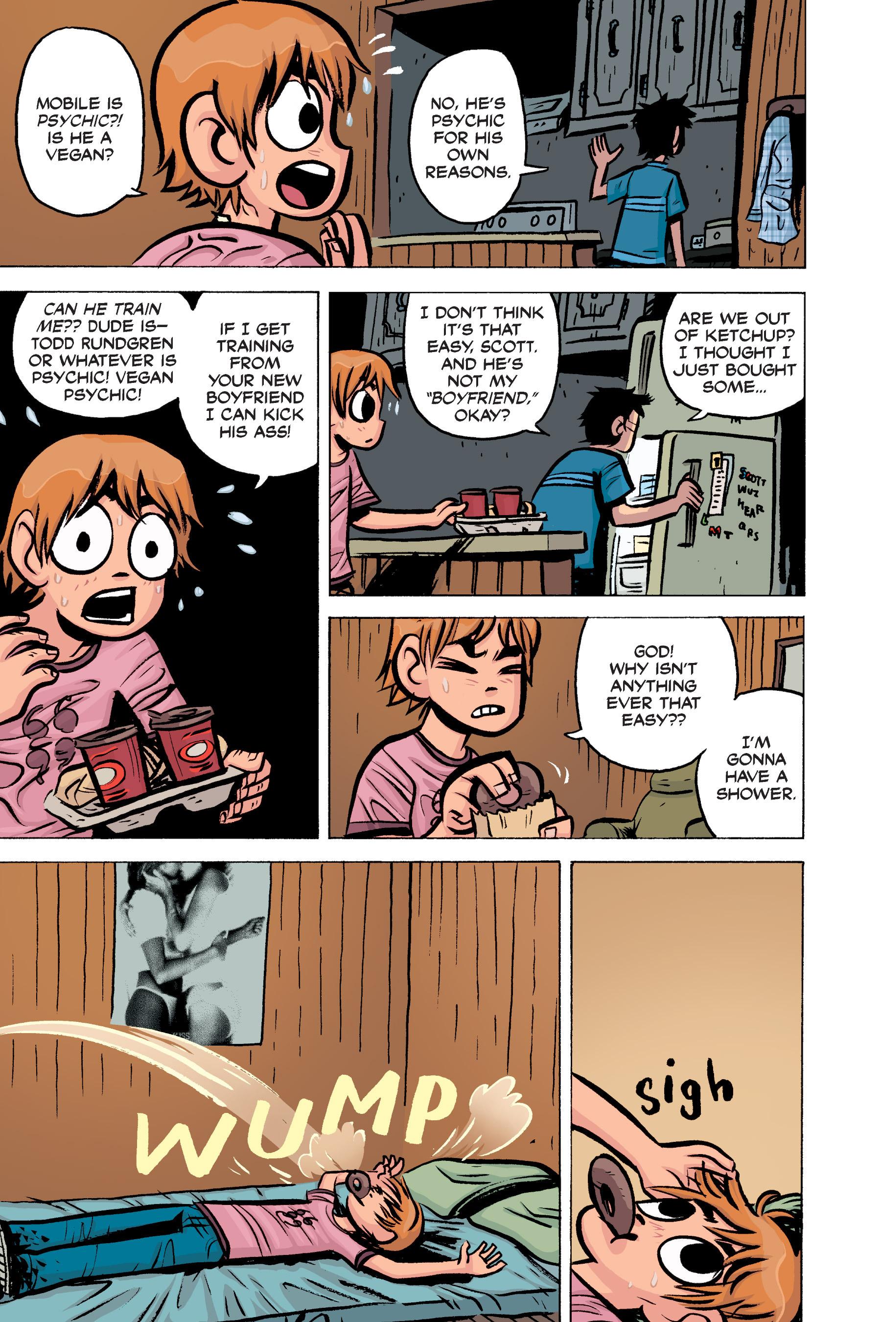 Read online Scott Pilgrim comic -  Issue #3 - 55