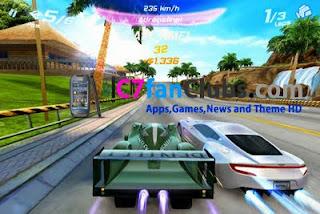 games Asphalt6 symbian^3 anna belle