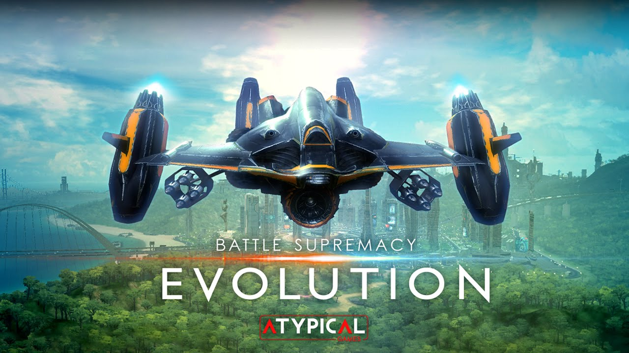 Battle Supremacy: Evolution Gameplay IOS / Android