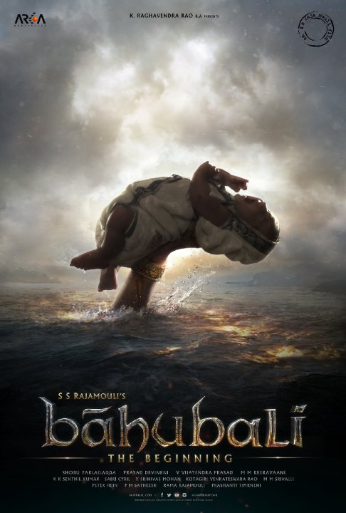 Sử Thi Baahubali: Khởi Nguyên - Baahubali: The Beginning