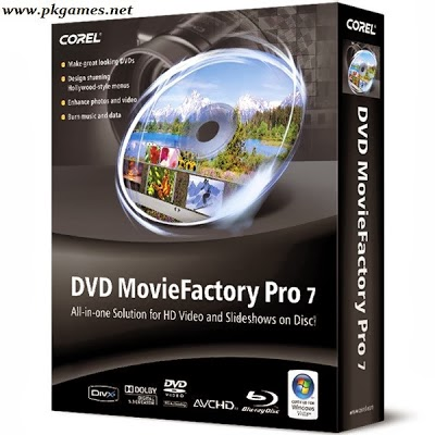 Corel Ulead DVD MovieFactory