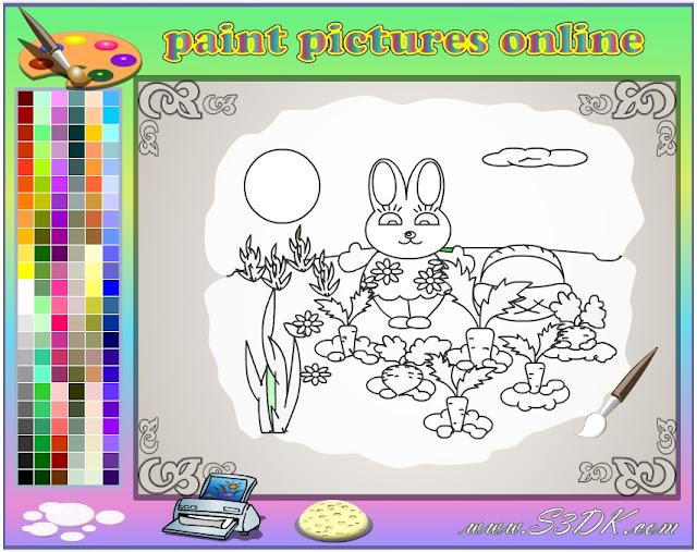 Понравившуюся картинку можно распечатать с помощью принтера, а неудачный рисунок просто стереть губкой.
