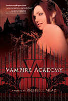 Vampire Academy book cover Richelle Mead