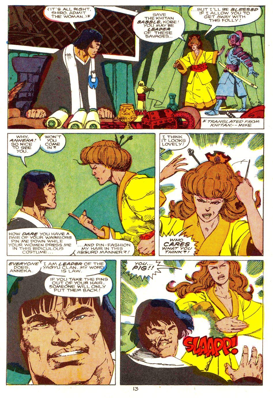 Conan the Barbarian (1970) Issue #207 #219 - English 10