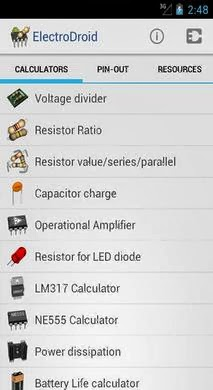 Download ElectroDroid Pro Apk Free