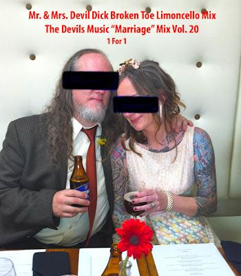 Mr. & Mrs. Devil Dick, 1 for 1, Broken Toe, Limoncello & Records In The Attic Mix - The Devils Music Mix Vol. 20