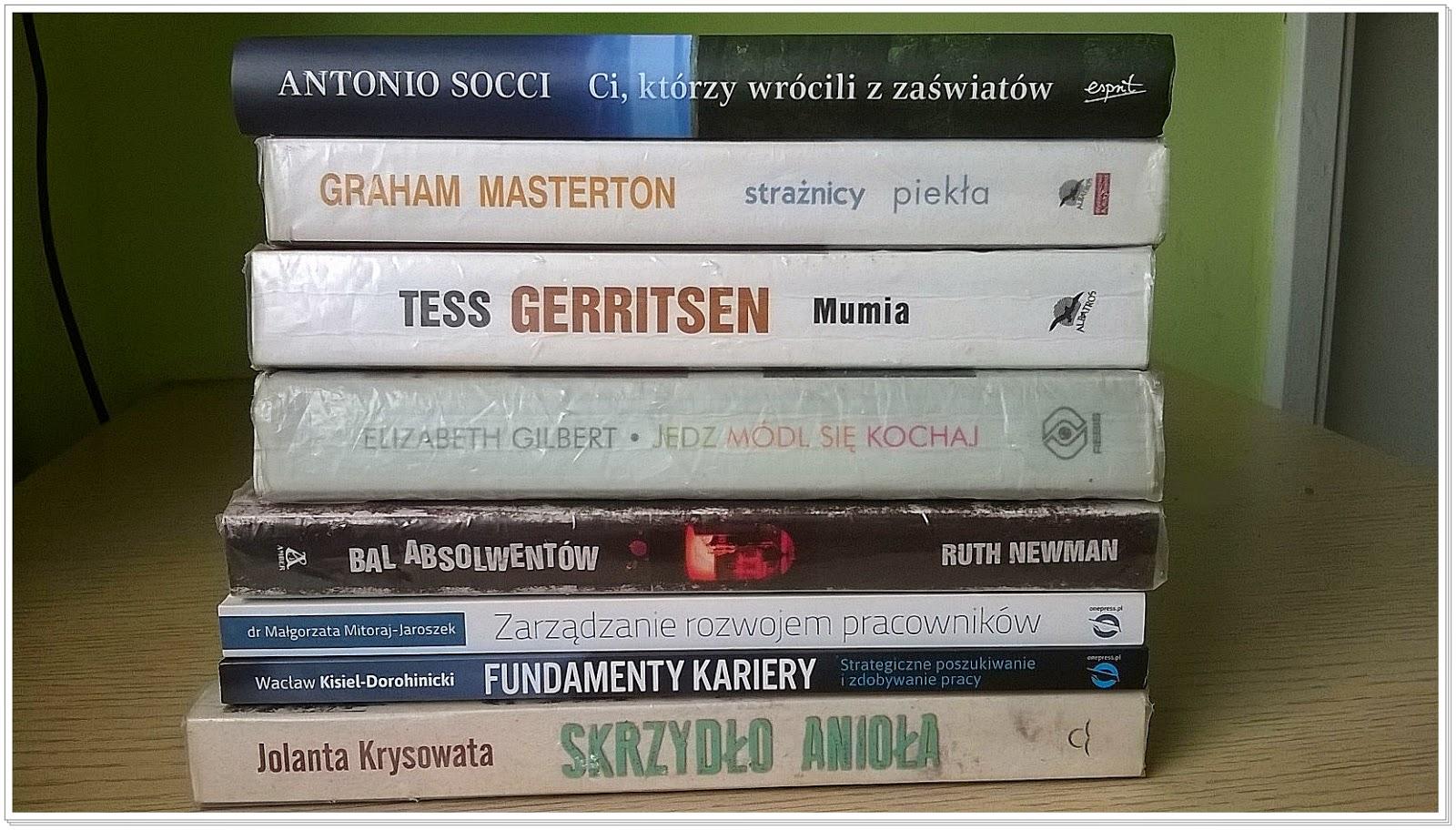 Wyjątkowe książki na listopad