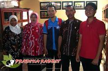 Kunjungan Dinas Pertanian Kota Surabaya