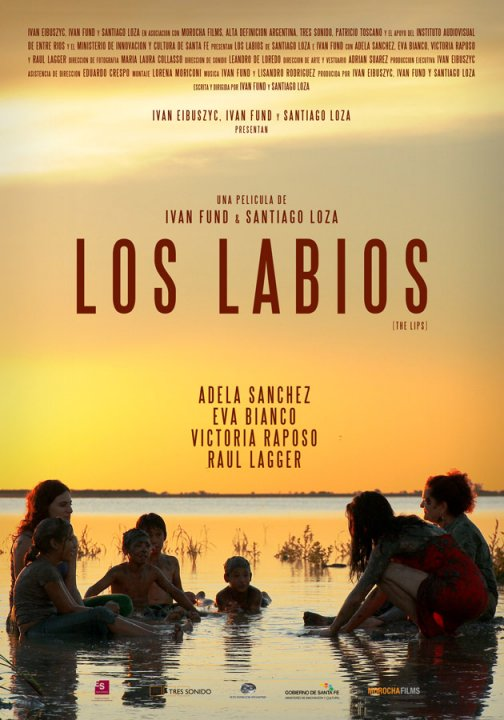 Los labios movie