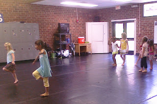 jazz classes kids charlotte nc