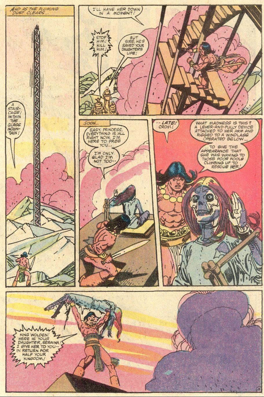 Conan the Barbarian (1970) Issue #133 #145 - English 21