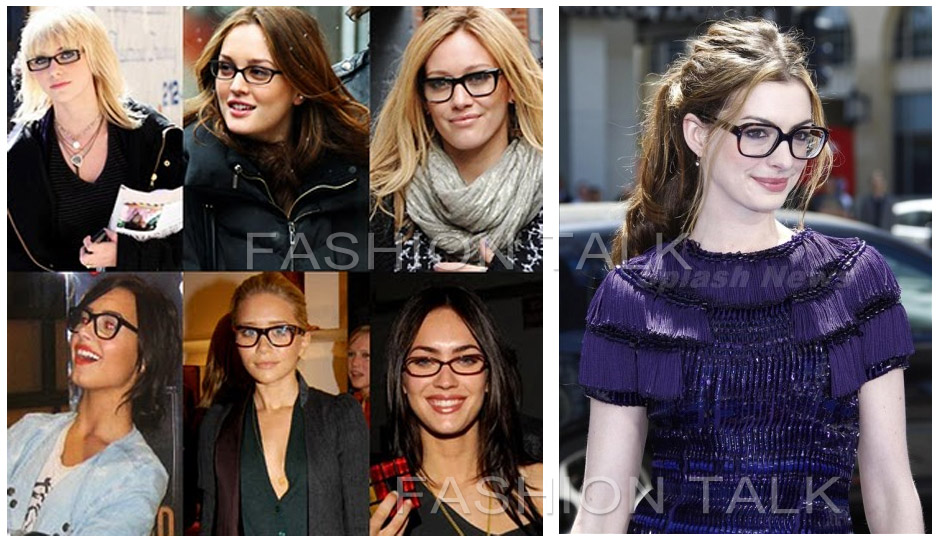 current eyeglass styles nlvl  Note for Choosing Geek Eyeglasses Frames