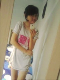 Aksi Gadis Imut Cantik Anak Smp Telanjang