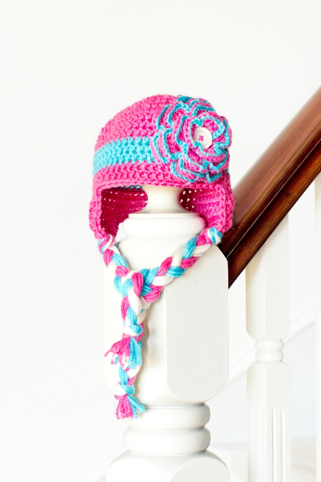 Free Crochet Patterns For Earflap Hats : Hopeful Honey Craft, Crochet, Create: 10 Free Adorable ...