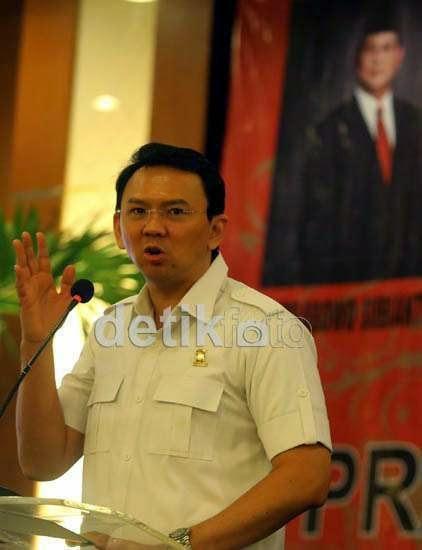 Prabowo Kritik Tata Krama Jokowi, Ahok Membela