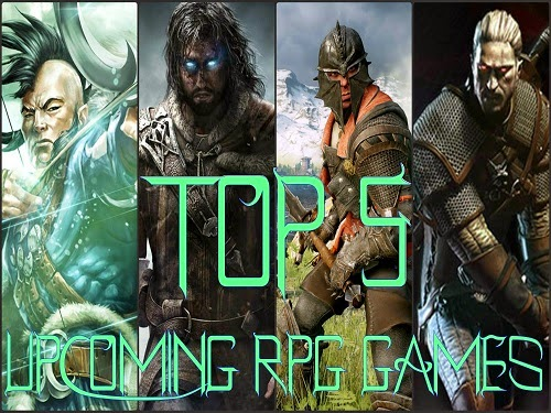 Top 5 Upcoming PC Games 2015