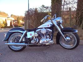 Harley PanShovel 1968