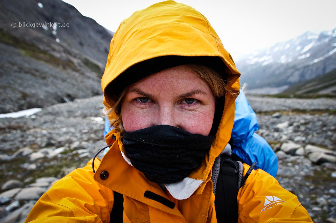 Paso John Gardner - Torres del Paine
