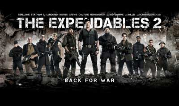 The Expendables 2 Hollywood Movie watch online