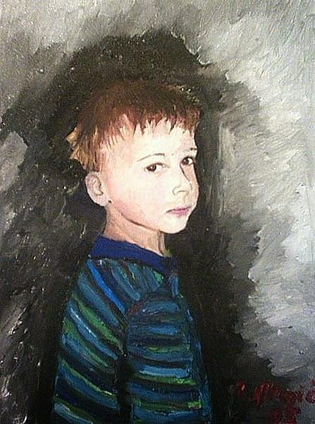Boy paintings pic 15