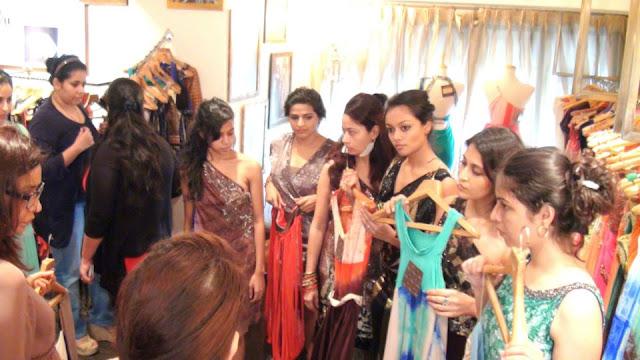femina backstage