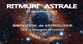 Ritmuri Astrale - sesiunea de toamna 2018