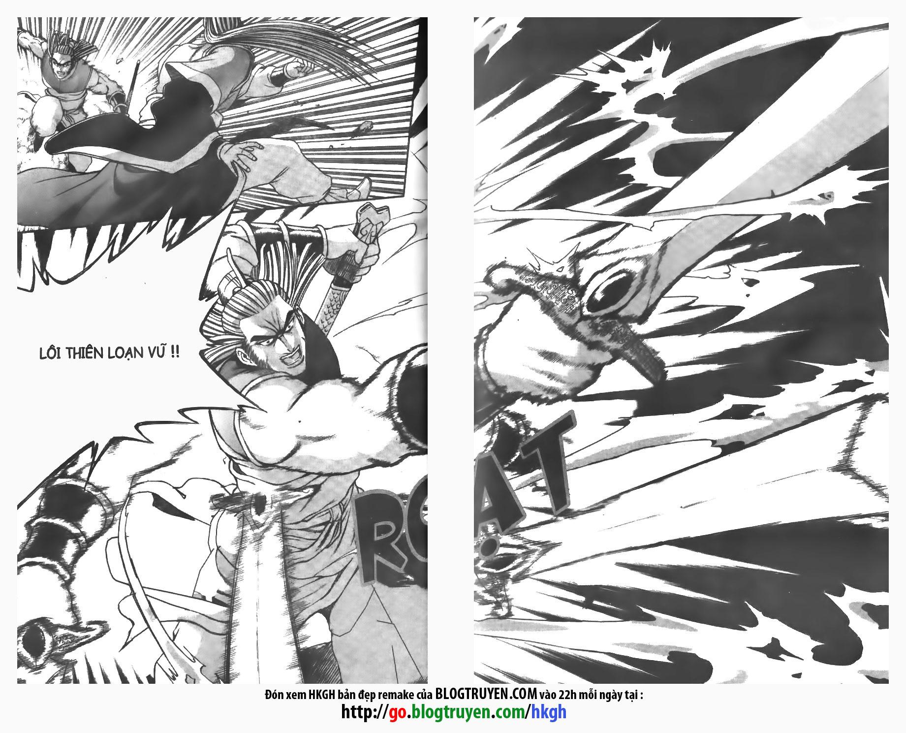Hiệp Khách Giang Hồ chap 200 Trang 16 - Mangak.info