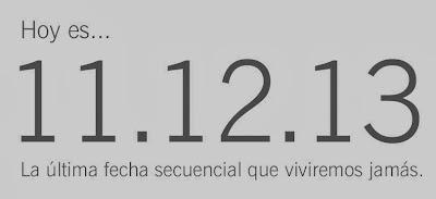 http://www.correodelorinoco.gob.ve/curiosidades/hoy-es-111213-ultima-serie-este-siglo/