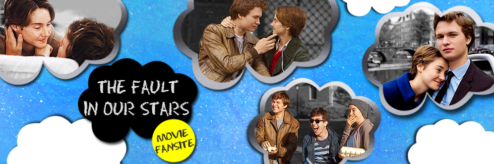 The Fault in Our Stars - Movie Fansite