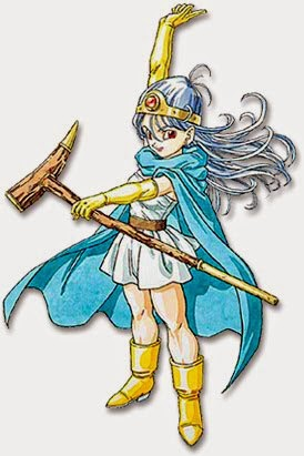 Dragon Quest III: And thus into Legend