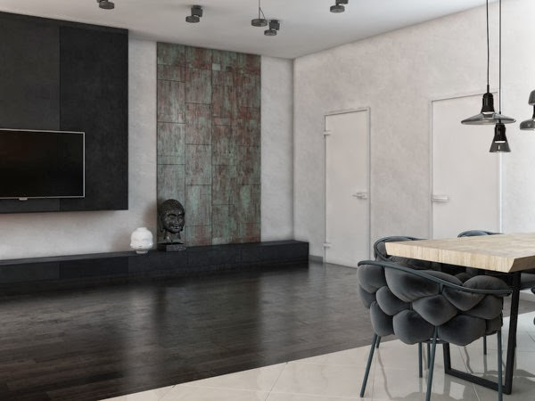 Lisse Maison Moderne Designs Par Vitaly Yurov