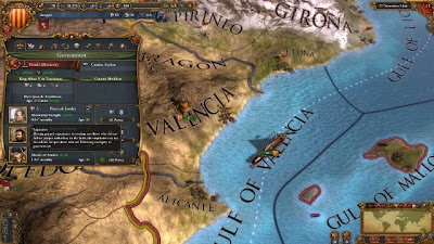 Europa Universalis IV PC Gameplay