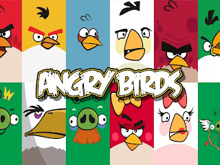 Hints for Angry Birds