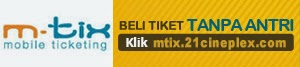 M-Tix Tiket Cinema 21