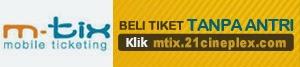 M-Tix Tiket Cinema 21