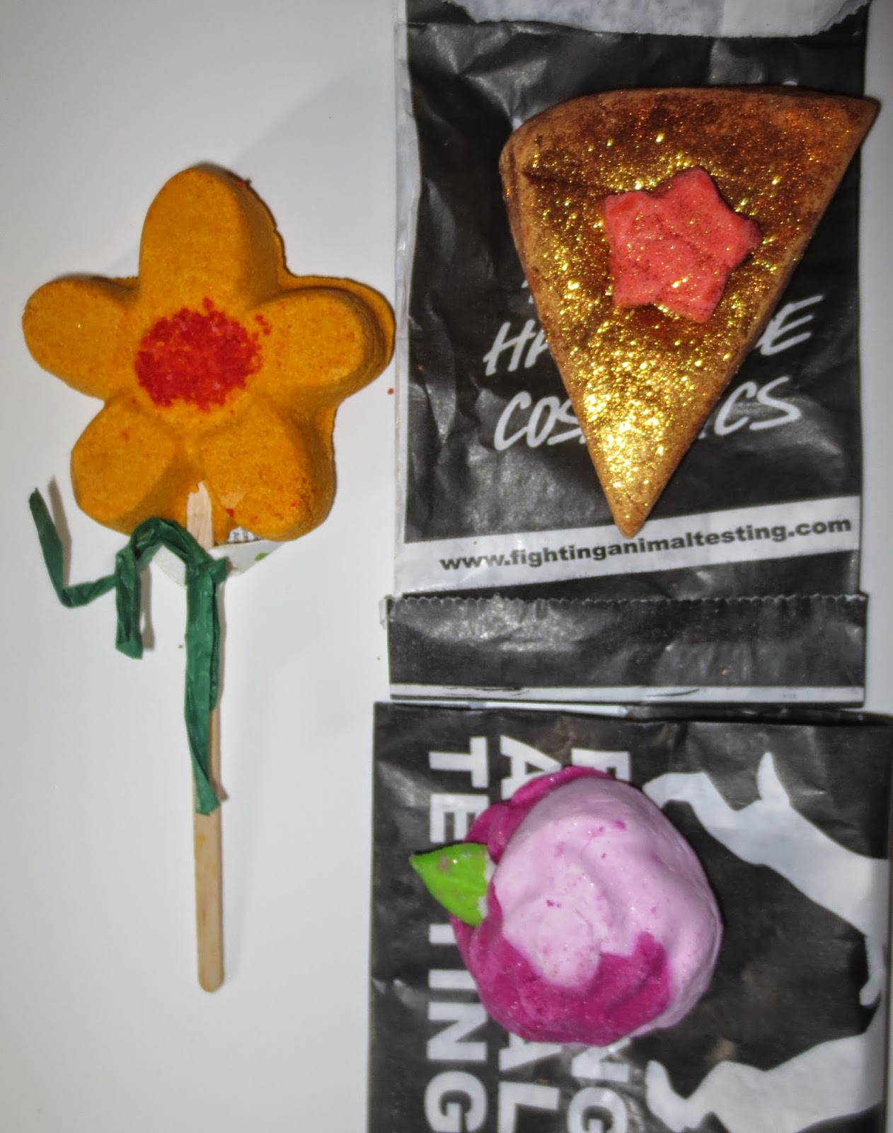Lush Mother's Day 2014