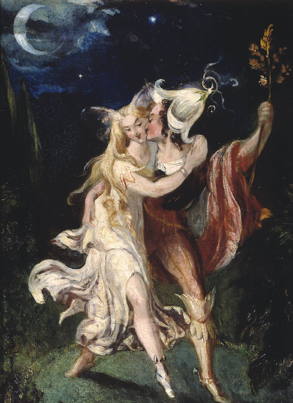 dreams and fantasy in the play romeo and juliet by william shakespeare Romeo and juliet (hermitage theatre  amazing music of tchaikovsky with the lyrical works of william shakespeare  course the overture-fantasy romeo and juliet.