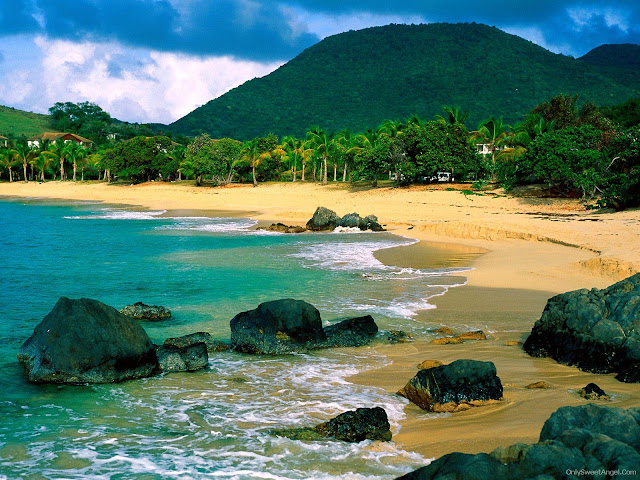 Beach HD Nature Wallpaper