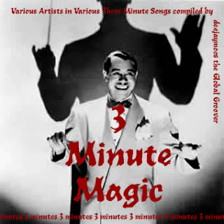 Three Minute Magic - Various Artists