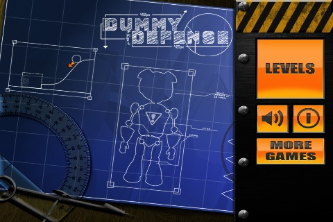 Dummy Defense Free App Game By Andrew Garrison