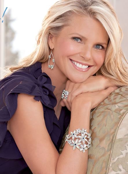 Christie Brinkley Skin Care is 100% Natural, ...