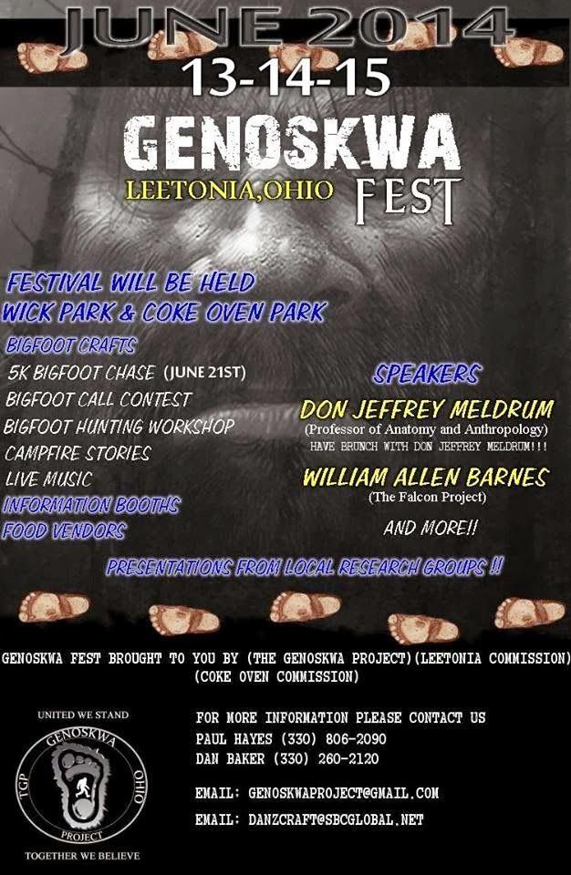 Genoskwa Festival Ohio