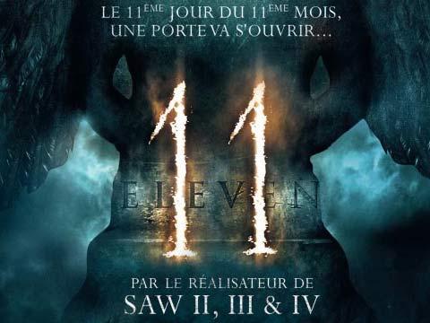 Affiche du film Eleven